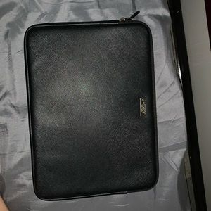 kate spade Accessories - Kate Spade black laptop case! For 13 inch MacBook!